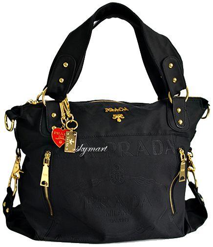 13c8dd3a3c Prada Milano Handbag