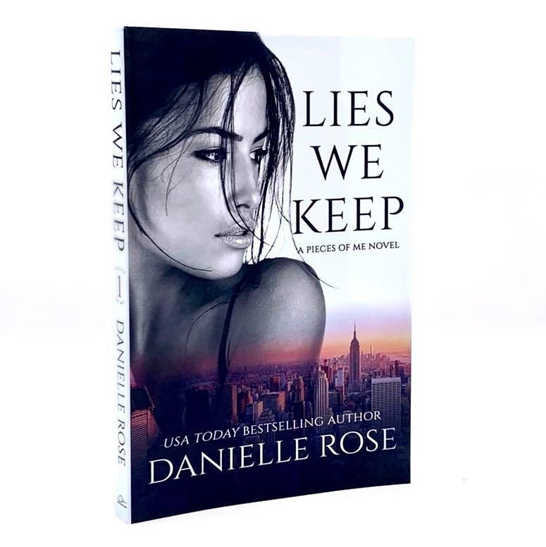 36++ The book of lies series information