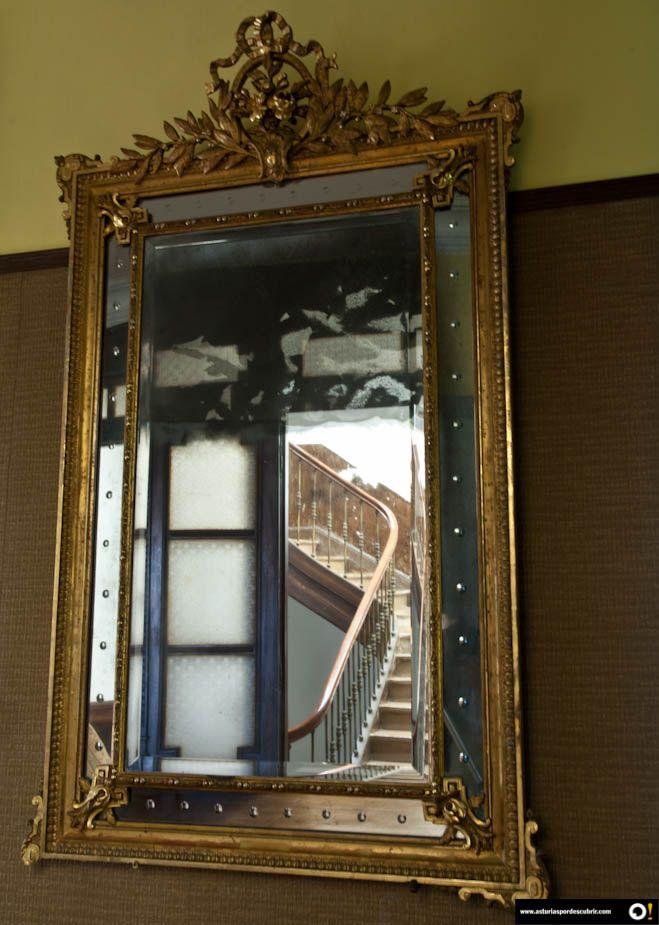 La casa de los espejos 638770 casonas y palacios de - Espejos antiguos grandes ...