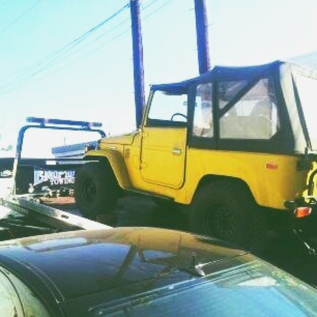 The Fj Project A 1978 Fj40 From Van Nuys Ca Currently In