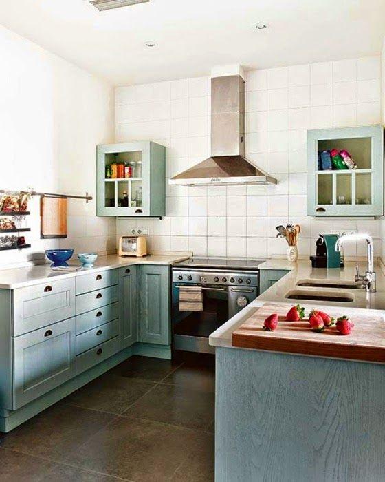 Furniture designs for small kitchens 30 ideas Kitchen designs