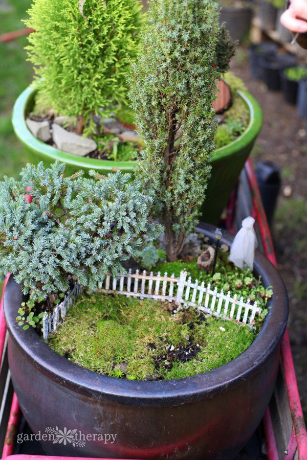 The Gardening in Miniature Prop Shop DIY Accessories for Miniature