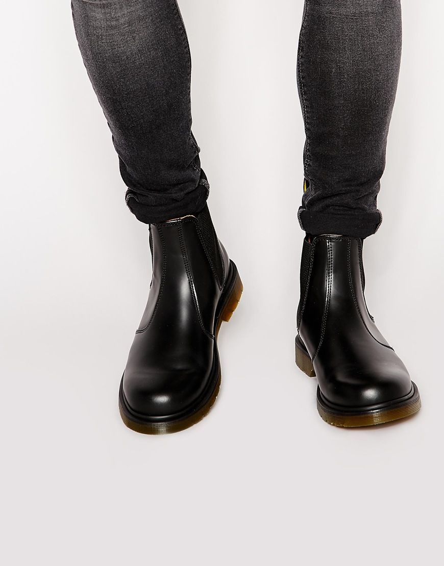 image 1 of dr martens 2976 chelsea boots my style and. Black Bedroom Furniture Sets. Home Design Ideas