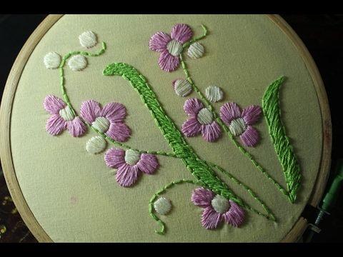 basic hand embroidery stitches pdf