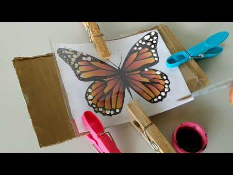 How to Make Pet Bottle Butterflies Step by Step – Decor…