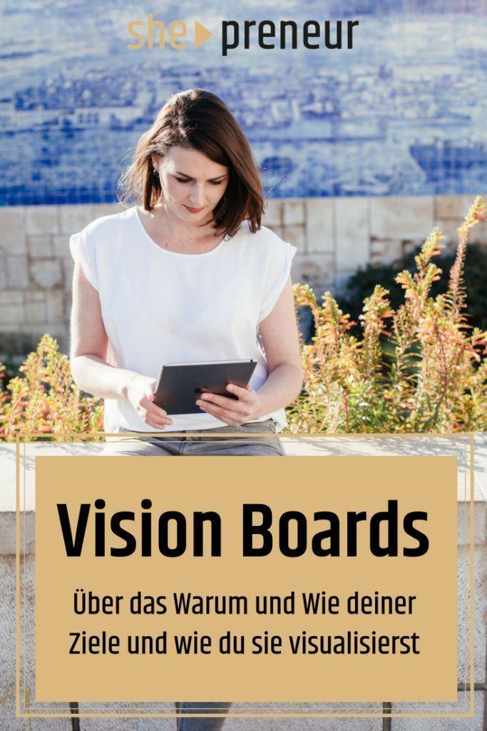 warum du ein vision board f r deine ziele und tr ume brauchst entschleunigung achtsamkeit. Black Bedroom Furniture Sets. Home Design Ideas