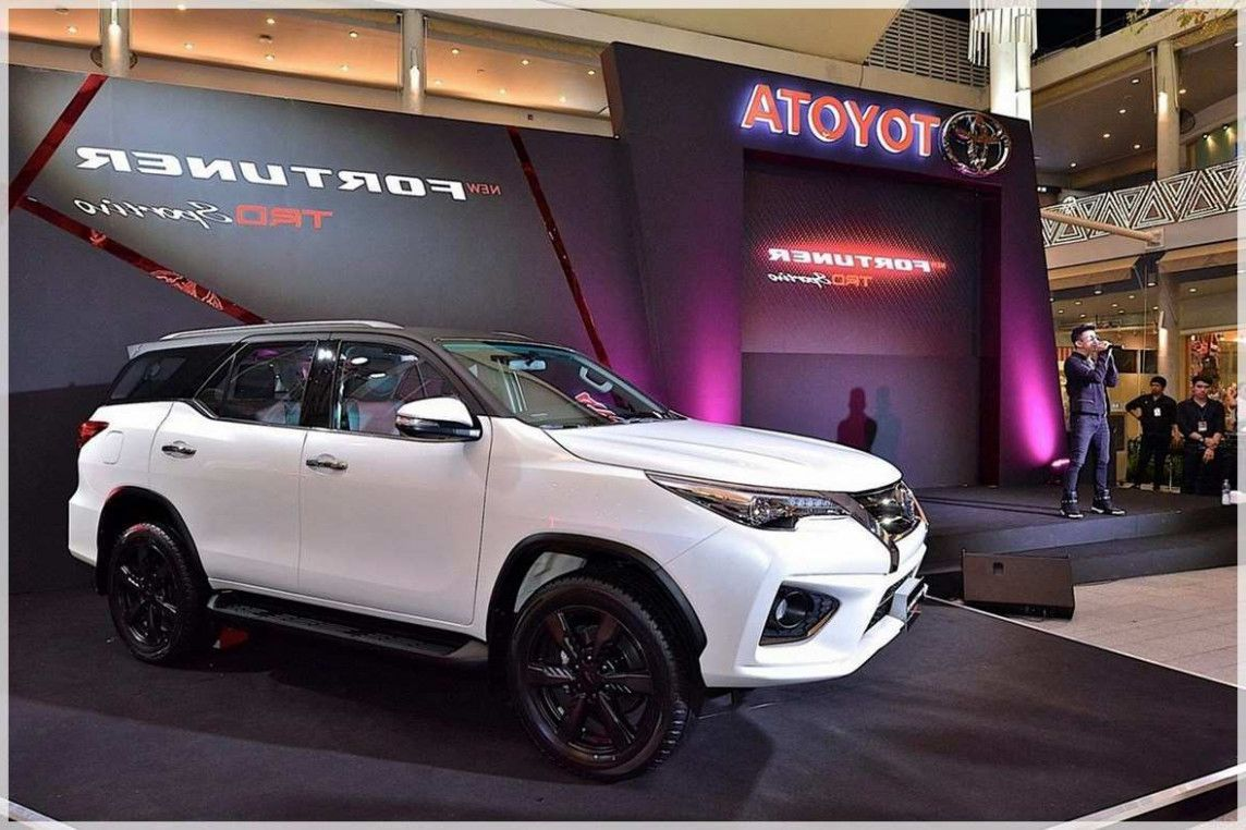 Learn All About Toyota Fortuner Facelift 2020 India From This Politician Toyota Trd Toyota Alphard
