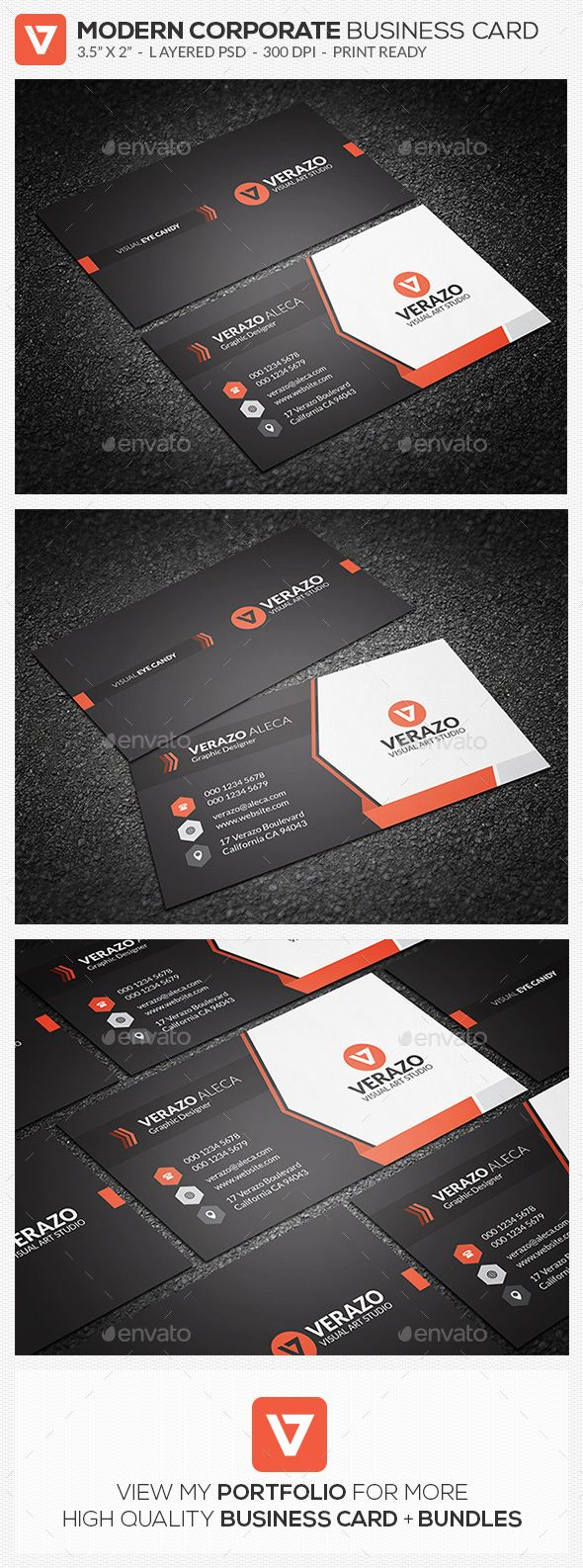 Creative modern corporate business card template pinterest creative modern corporate business card template corporate business cards download here reheart Gallery