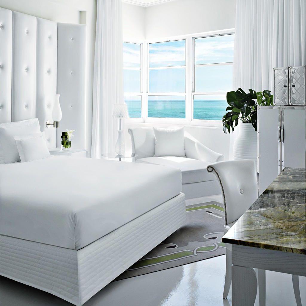 Delano South Beach Hotel Miami Beach, Florida Architecture