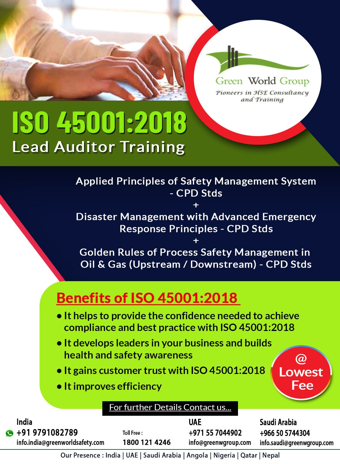 Pin on Join ISO 450012018 Lead Course