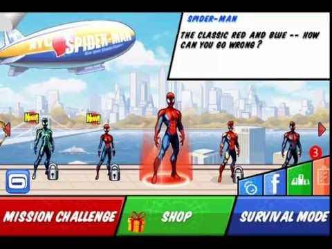 spider man ultimate power apk android 1