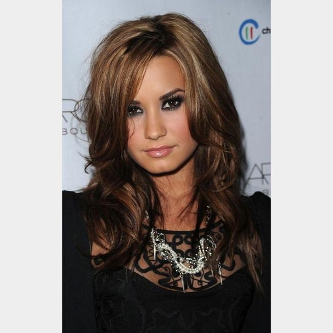 إليك بالصور أجمل ألوان صبغات للبشرة الحنطية Demi Hair Color Hair Styles Brunette Hair Color