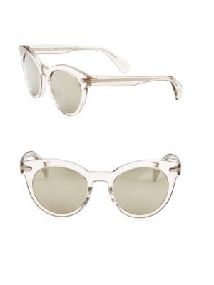 15f45809382 OLIVER PEOPLES Dore 46MM Cat Eye Sunglasses.  oliverpeoples
