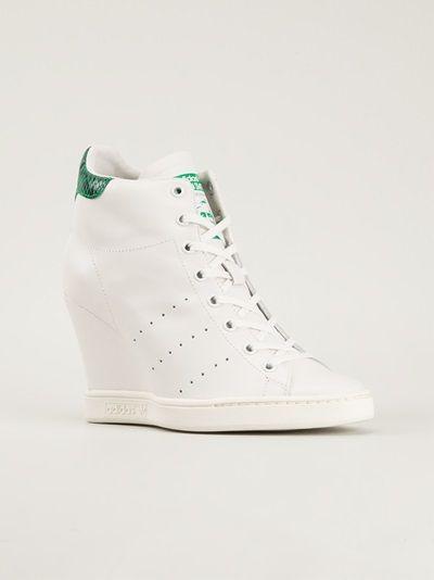 1c5d7c516b7 Adidas Originals - Stan Smith Wedge trainers 6