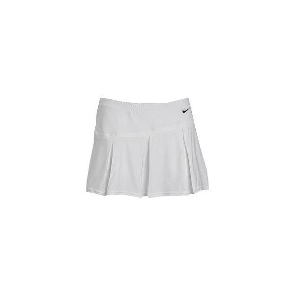 Bolle Women`s Magnolia Tennis Skort Print and White
