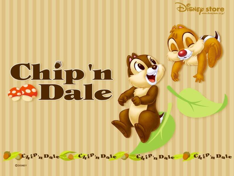 Chip Dale Chip And Dale Wallpaper Chip And Dale Cartoon