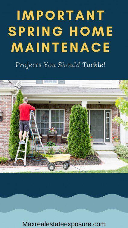 Photo of Spring Home Wartungstipps für Ihr Haus | Wie man ein Haus pflegt