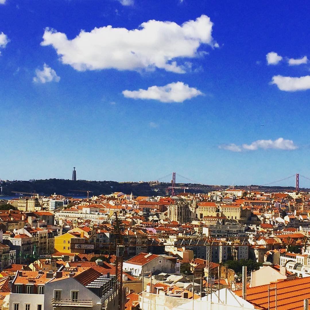 #lisboa #lisbon #miradouro #portugal