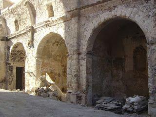 SANTA LUCIA: un rudere dalla storia nobile e antica, ora - finalmente- in restauro!