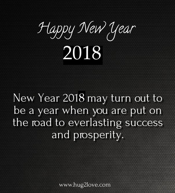 happy new year wishes boss 2018