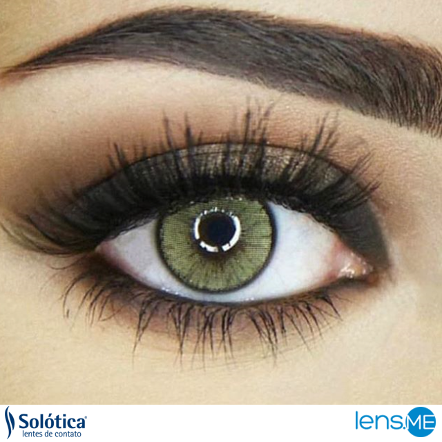 Natural Colors Mel By Single Lens Contact Lenses Colored Colored Contacts Color Cosmetics