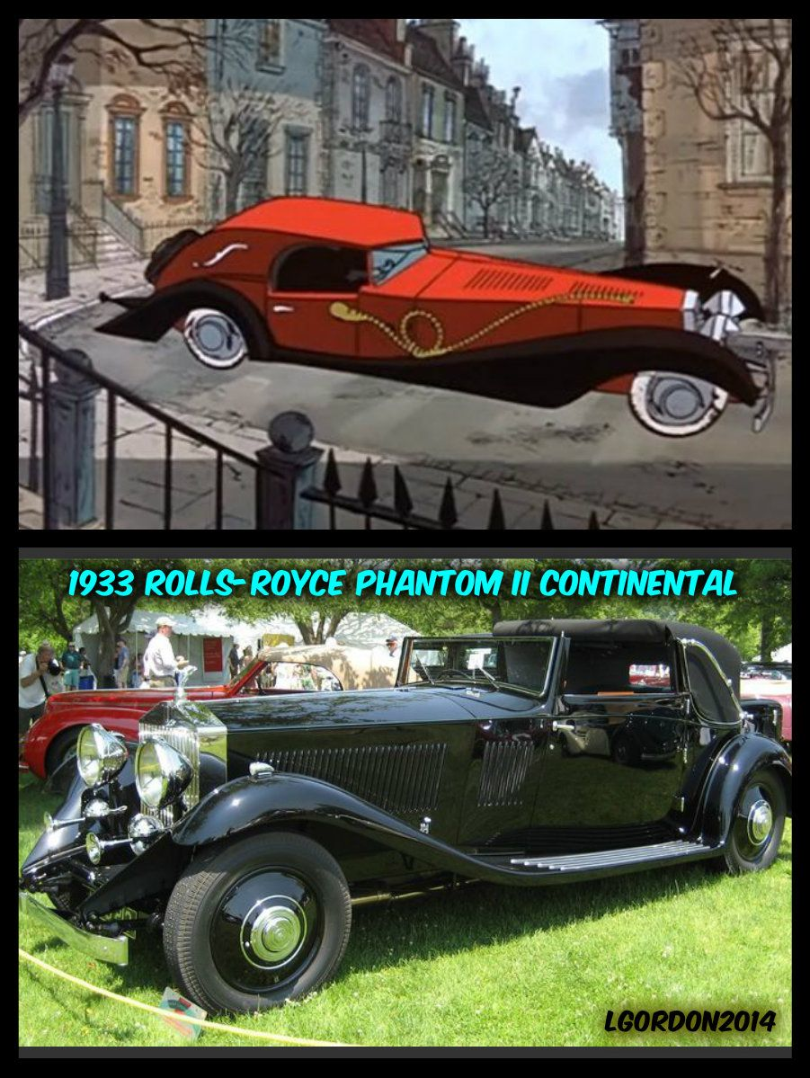 Did You Know In The Movie 101 Dalmatians 1961 Cruella S Car Is