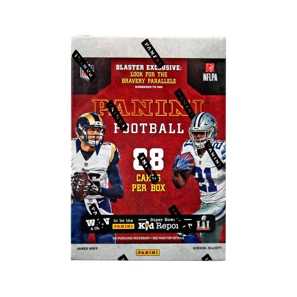 NFL 2016 Panini Football Trading Card BLASTER Box