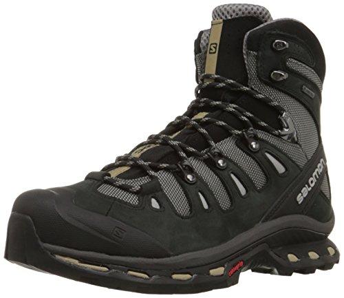 Salomon Men's Quest 4D 2 GTX Hiking Boot, Detroit/Black/Navajo, 12 M US ** Click image to review more details.