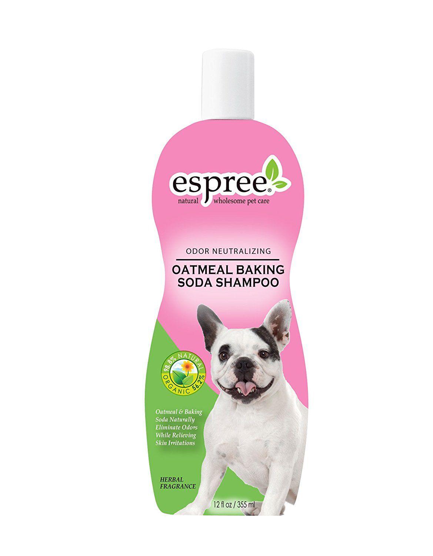 Espree oatmeal baking soda puppies and kittens shampoo 12