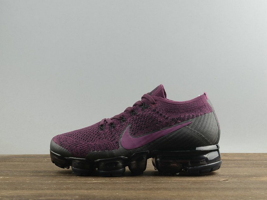 quality design 195b9 cec2a Nike Vapormax Berry Purple 2018 Spring Summer s 849557-605 Shoe