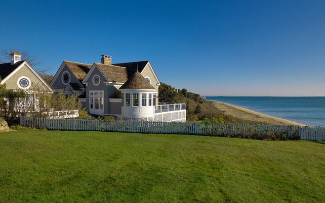 Shingle Style Beach Cottage Home Bunch An Interior Design