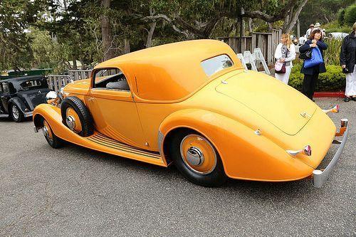 Hispano- Suiza J12 Vanvooren Coupe