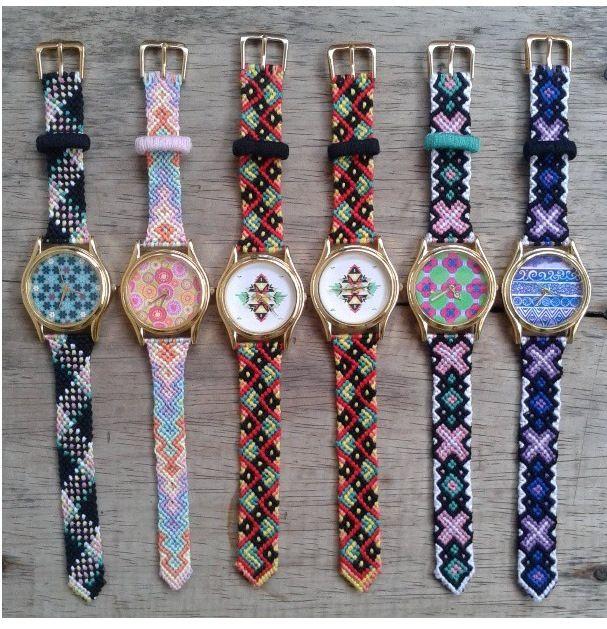 Friendship Bracelet Watches Friendship Bracelets Designs