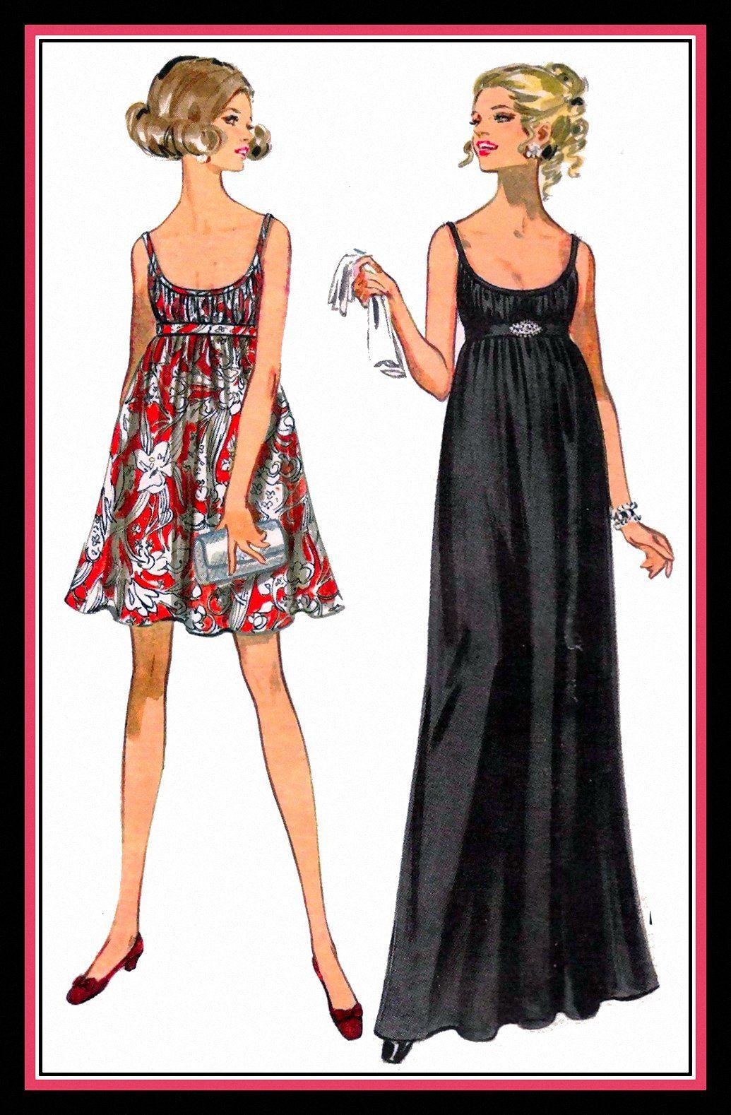 Vintage 1960s Gorgeous Evening Gown Cocktail Dress Sewing Etsy Evening Gowns Dresses Sewing Dresses [ 1578 x 1035 Pixel ]