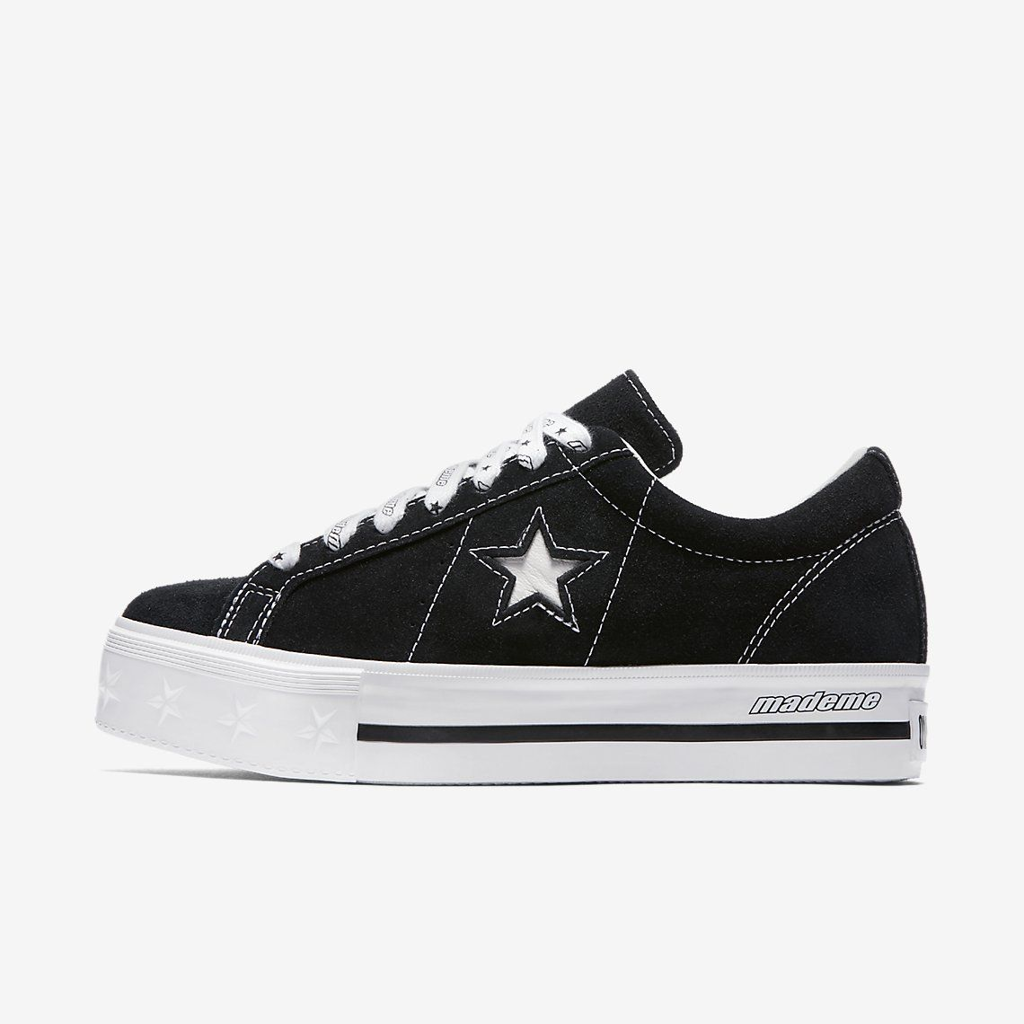 Converse x MadeMe One Star Platform Low Top Women s Shoe. Nike.com ... e906ade42