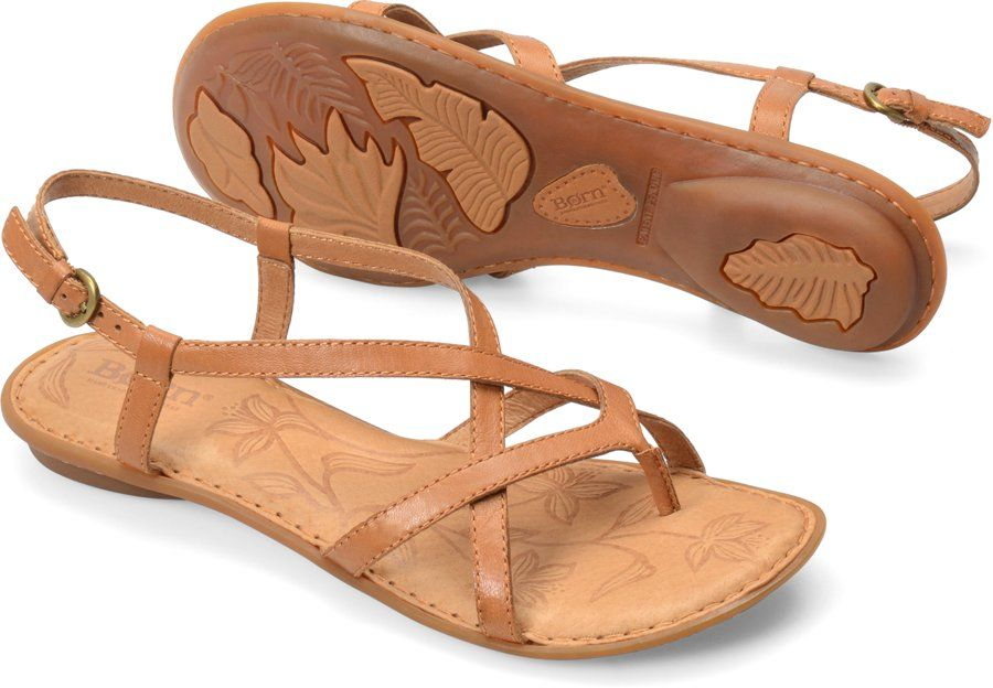 5e37cf66e929 Born Mai in Brown - Born Womens Sandals on Bornshoes.com