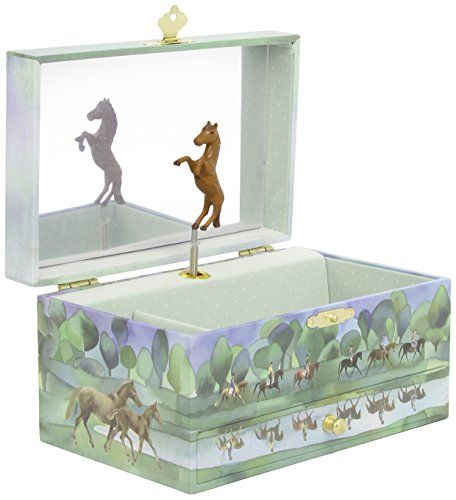 Horse Jewelry Box Amazoncouk Horse Jewelry Box  For The Love Of Horses  Pinterest