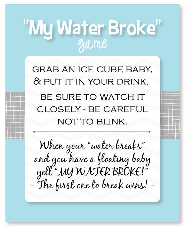 Marvelous Easy Baby Shower Games With Printable Game Sheets