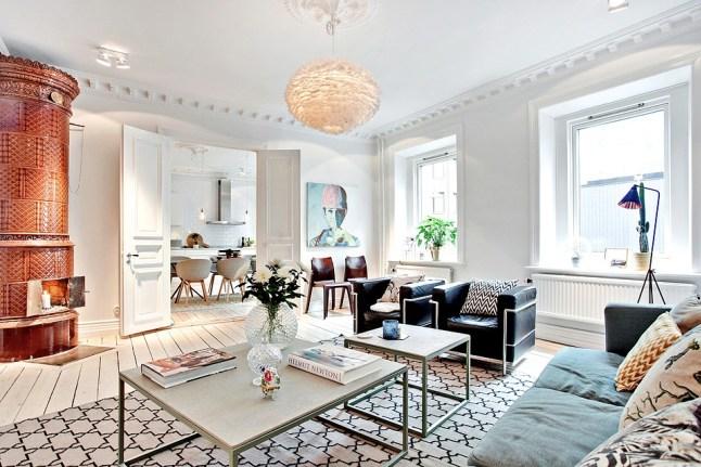 Keuken Interieur Scandinavisch : Scandinavische keuken swedish design interiors architecture