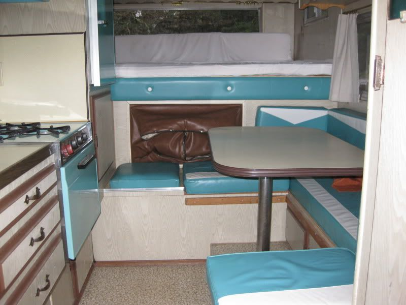 Just Wait Until You See What She Converted This Old Camper Into