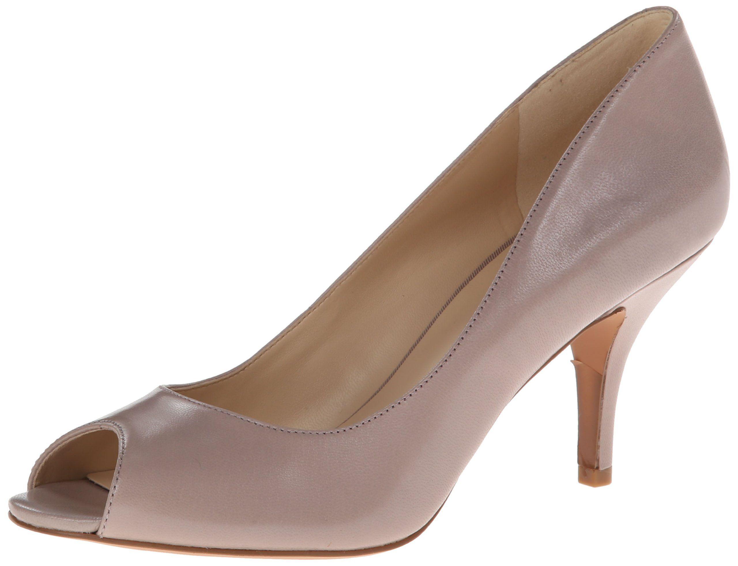 817d7971eb Nine West Women's Orissa Leather Dress Pump | Shoes | Leather ...