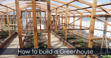 How to build a greenhouse DIY Garden Greenhouseusa – Garden Greenhouse Plans