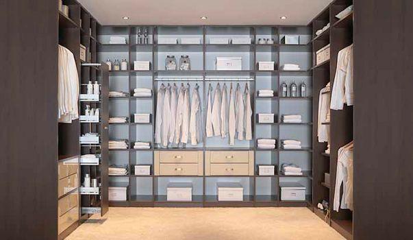 Storemax inloopkast op maat walkin closet
