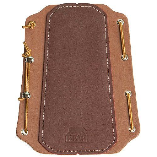 Fred Bear Archery-Traditional Armguard Leather