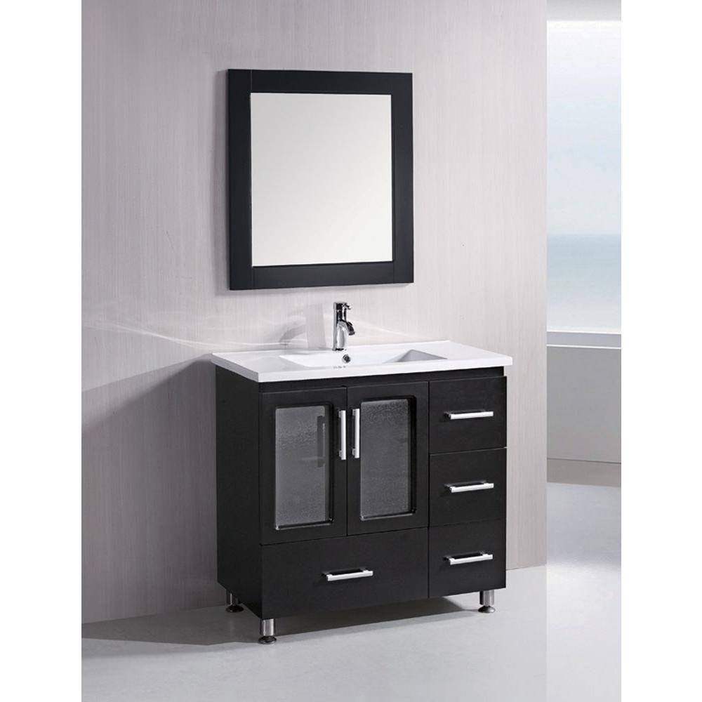 36 X 18 Bathroom Vanity Top