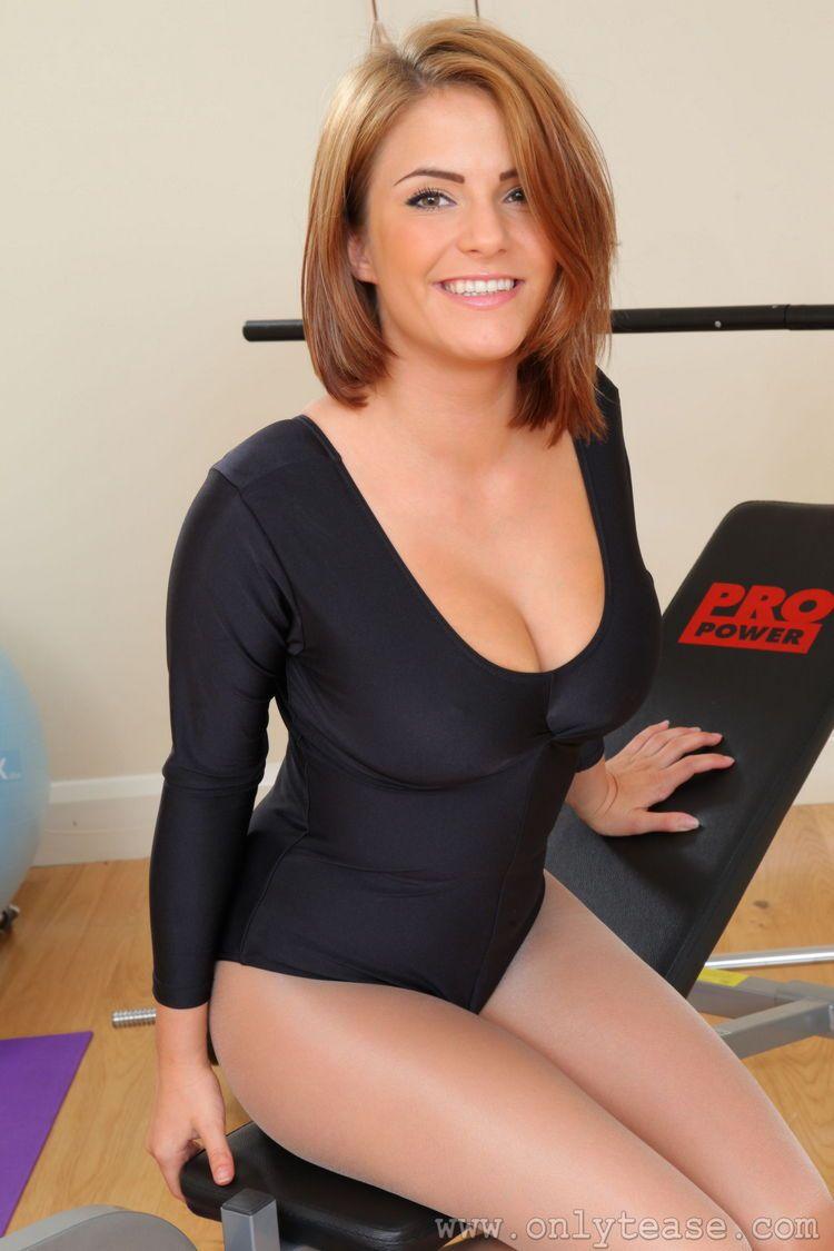 Girl nude hot latex