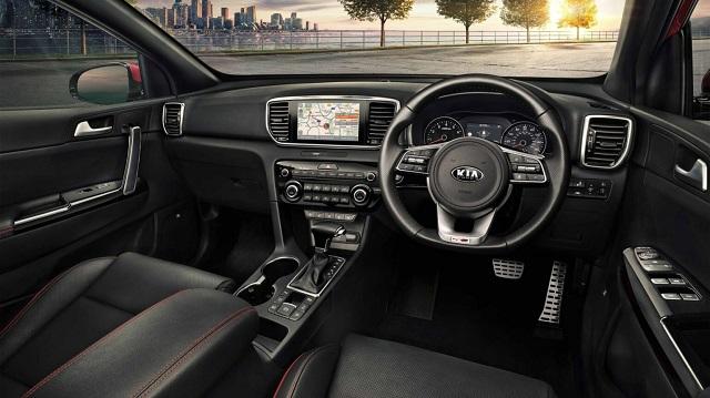 44+ Kia sportage interior seats trends