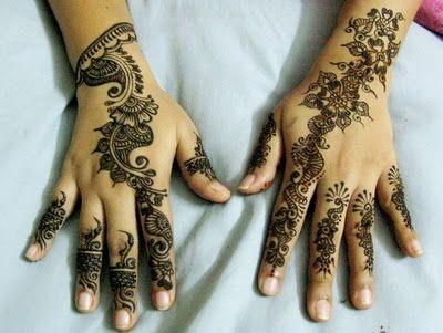 High Quality Mehndi Designs : Eid ul azha henna mehdi design high quality wallpaper art for my