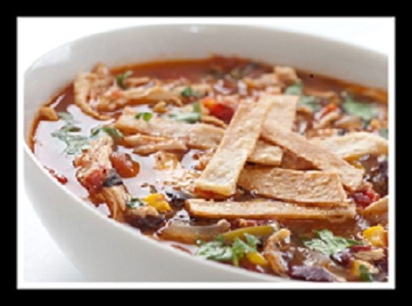ShareTweet+ 1Mail Tortilla Soup Recipe – Fast, easy and delicious Prep time 10 mins Cook time 35 mins Total time 45 mins  This ...