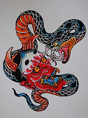 traditional japanese snake tattoo designs serpente (tattoos bytraditional japanese snake tattoo designs serpente (tattoos by nico acosta) tags japanese snake traditional